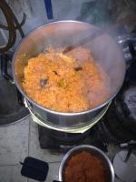 Cách nấu xôi chè cúng đầy tháng