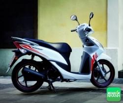 Nhỏ, gọn, tiết kiệm nhiên liệu: tiêu chí chọn mua xe Honda Vision đúng nhất, 125, Minh Thiện, Cúng Đầy Tháng, 14/06/2016 08:59:52