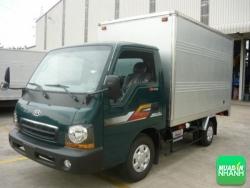 Tìm hiểu về xe tải Kia K2700II, (1t25)