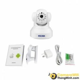 Camera wifi ip giám sát trong nhà HD H.264 1080P